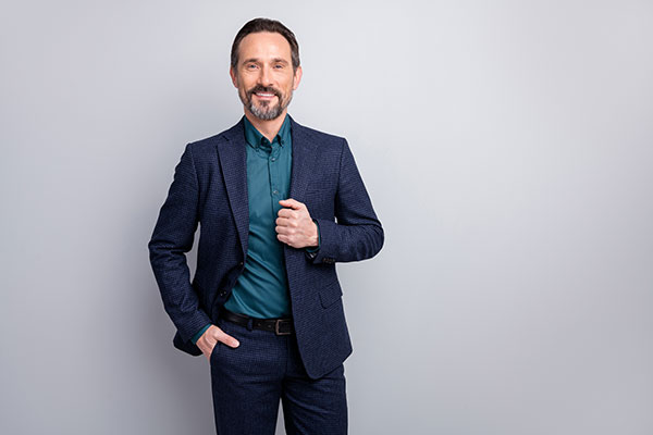 Male Business Leader Recording Expert Videos