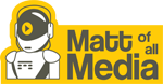 Matt of all Media Productions - Small Logo