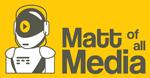 Matt of all Media Productions - Small Logo