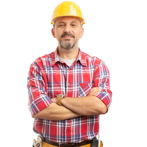 Construction Worker Client Example
